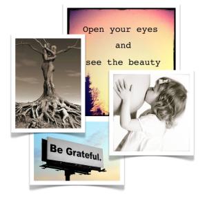 Tilstedeværelse og takknemlighet
